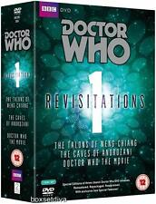 DOCTOR WHO REVISITATIONS VOLUME 1 - BRAND NEW DVD BOXSET