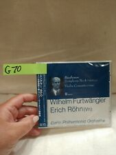 (G70) Wilhelm Furtwängler. Erich Röhn. Beethoven