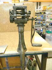 "Pexto # 541-1 vintage bead roller 3/32"" radius dies"