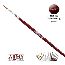 Army Painter Hobby Brush - Basecoating Brush BR7003 New