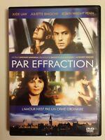 DVD PAR EFFRACTION DE MINGHELLA / JUDE LAW ROBIN WRIGHT PENN JULIETTE BINIOCHE
