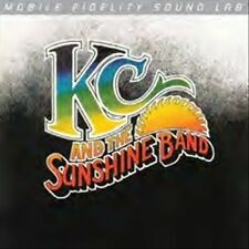 KC AND THE SUNSHINE BAND - KC AND THE SUNSHINE BAND NEW VINYL RECORD