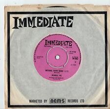 "Humble Pie - Natural Born Bugie 7"" Single 1969"