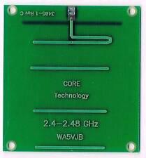 2400 MHz VHF Yagi Antenna / 2.4 GHz UHF Antenna by wa5vjb