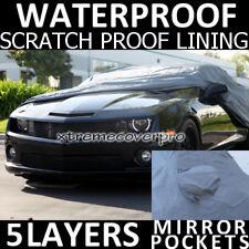2011 CHEVROLET CORVETTE WATERPROOF CAR COVER w/MirrorPo