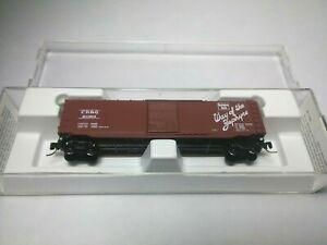 Micro-Trains Z Scale 21383 CB&Q 50' Standard Single Door Boxcar #13519-2 ~ TS