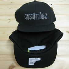 Etnies Corporate Outline Snapback original Hat Cap (choice colors)