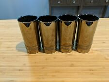 New Snap On Tools 7/16 Socket Glass Set (4)