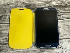 SAMSUNG GALAXY S3 ANDROIDS SGH-I747 16GB YELLOW -- TESTED/WORKS