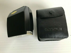 Olympus T20 Shoe Mount Flash and Original Pouch
