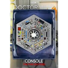 More details for doctor who the five doctors tardis console model figurine collection eaglemoss
