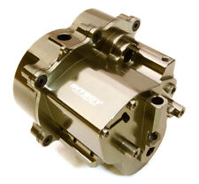 T3802GREY Billet Machined Alloy Center Gear Box for Traxxas T-Maxx (4907, 4908)
