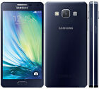 New Unlocked Original Samsung Galaxy A5 SM-A500F 16GB 13MP GSM Smartphone Black