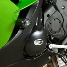 Kawasaki ER6-F Faired (Ninja 650) 2012-2016 R&G racing aero crash protectors