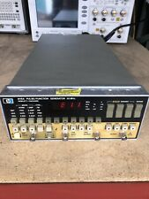 HP HEWLETT PACKARD 8116A PULSE FUNCTION GENERATOR SN:2816A05828