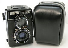 ⭐MINT⭐ 1981! LOMO LUBITEL-166B Russian Soviet USSR TLR Medium Format 6x6 Camera
