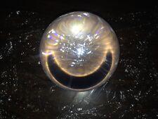 "1pcs Crystal Clear Solid Acrylic Ball / Acrylic Sphere 4"" Diameter"