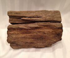 New listing Driftwood Log Basking/Pedestal Aquarium Terrarium Natural Decor Craft Taxidermy