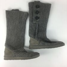 41029ec81e2 UGG Australia Women's Knitted 7 Women's US Shoe Size for sale | eBay