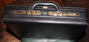 Cabrelli Presto Leather Briefcase