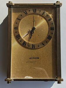 Jaeger-LeCoultre - Vintage Swiss Music Alarm Clock