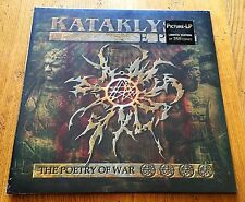 KATAKLYSM The Poetry of War - Picture LP Limited Edition of 250 copies - Vinyl