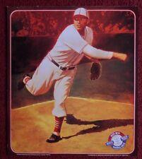 Vintage BUSCH BEER Baseball Great Poster ~ Dizzy Dean St Louis Cardinals ART