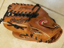 Rawlings PRO-601TTL Trap-Eze Heart of the Hide Baseball Mitt Glove Tan Lefty LHT