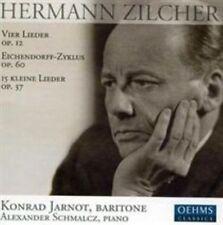 Vier Lieder Op.12/Eichendorff-Zyklus Op.60/15 Klei, New Music
