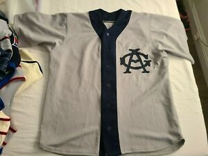 AIS Chicago American Giants White Sox Game Issued Jersey Negro League Authentic
