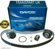 VW GOLF MK4 MK5 PLUS 1.9 2.0 TDI DIESEL TIMING BELT KIT WATER PUMP 2000 TO 2009
