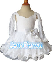 15 color-Infant/toddler/kids/baby/Girl's Pageant/prom/formal Dress size1-7G271-6