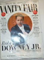 Vanity Fair Magazine Robert Downey Jr. October 2014 022315r2