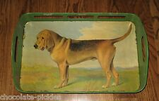 Hunting DOG Serving/Display TRAY*Primitive/French Country Farmhouse Cabin Decor
