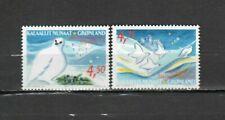 s32180) GREENLAND MNH** 2001  Christmas 2v