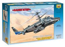 """1/72 Kamov Ka-52 """"Alligator"""" Combat Helicopter  ZVEZDA 7224 Plastic Model kit"""