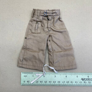 """Military parts for 1/6 scale or 12"""" figure WWII British SAS Pants Turn Up Bombay"""