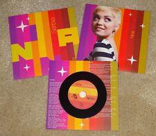 Eurovision Song Contest 2011 Serbia Nina Caroban promo CD single press pack