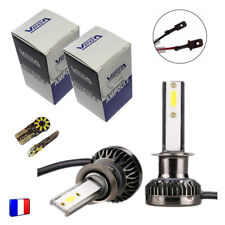 2 ampoules Vega® Q3 H1 Full Leds COB 360° 6000 lumens 12V 24V