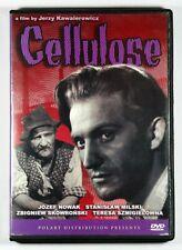 RARE CELLULOSE (1954)  DVD JERZY KAWALEROWICZ REGION 0 ENGLISH SUBTITLES POLART