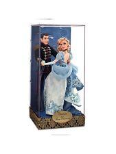Disney Designer Cinderella And Prince Charming Doll Set