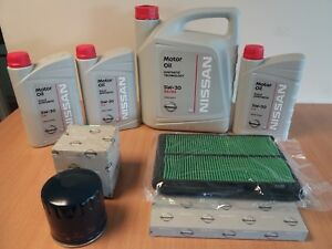Genuine Nissan Navara Service Kit , Petrol Or Diesel Available