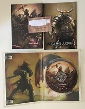 Mega Rare GARSHASP for PC DVD ROM Persian Iranian Complete With English Language