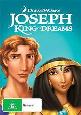 Joseph King Of Dreams (DVD, 2014)