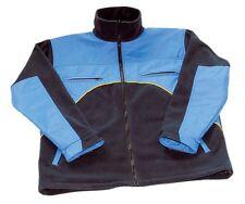 Mosella Fleecejacke Team Fleece Sweater Softshelljacke Gr. XXL Angeljacke