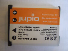 Jupio Camera Battery for Olympus LI-42B 650mAh Li-ion COL0002 unbenutzt unused