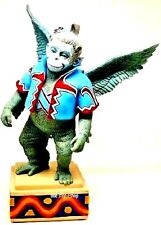 Wizard of OZ  New Musical Flying Monkey Figurine By San Francisco Music Box Co