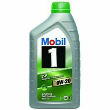 MOBIL 1 OIL FULLY SYNTHETIC ESP X2 0W20 0W-20 1L