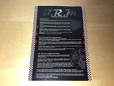 R.R.M. Bernard Richards Manufacture - BaselWorld 2008 Preview - English