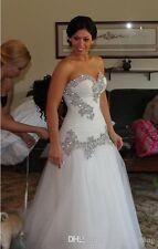 Pnina Tornai Wedding Dress A-Line Sweetheart Crystals Sequins
